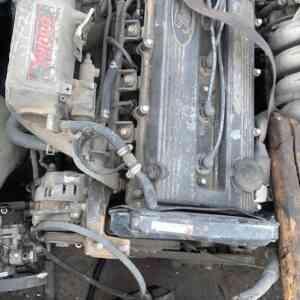 موتور مزدا یا فورد bpt
