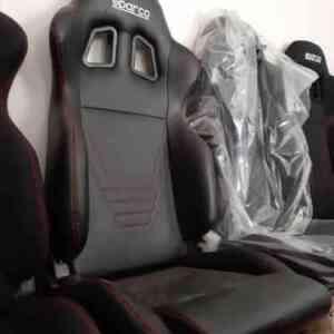 صندلی اسپارکو چرمی